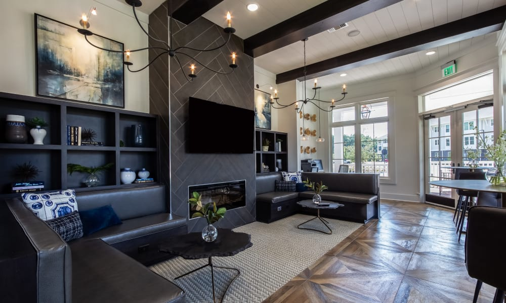 Alta Brighton Park offers a renovated television room in Summerville, South Carolina