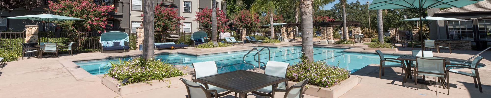 Amenities at River Oaks Apartment Homes in Vacaville, California
