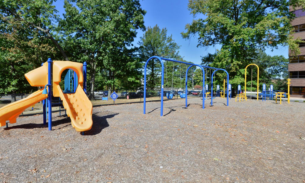 Playground at Lexington House Apartment Homes