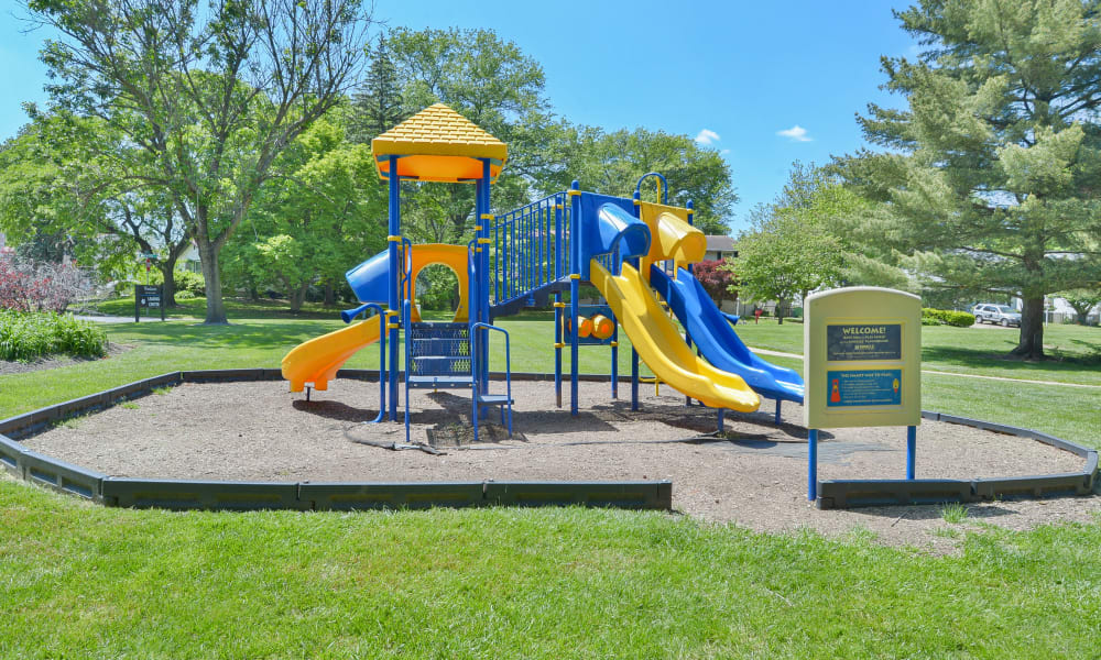 Playground at Woodacres Apartment Homes in Claymont, DE