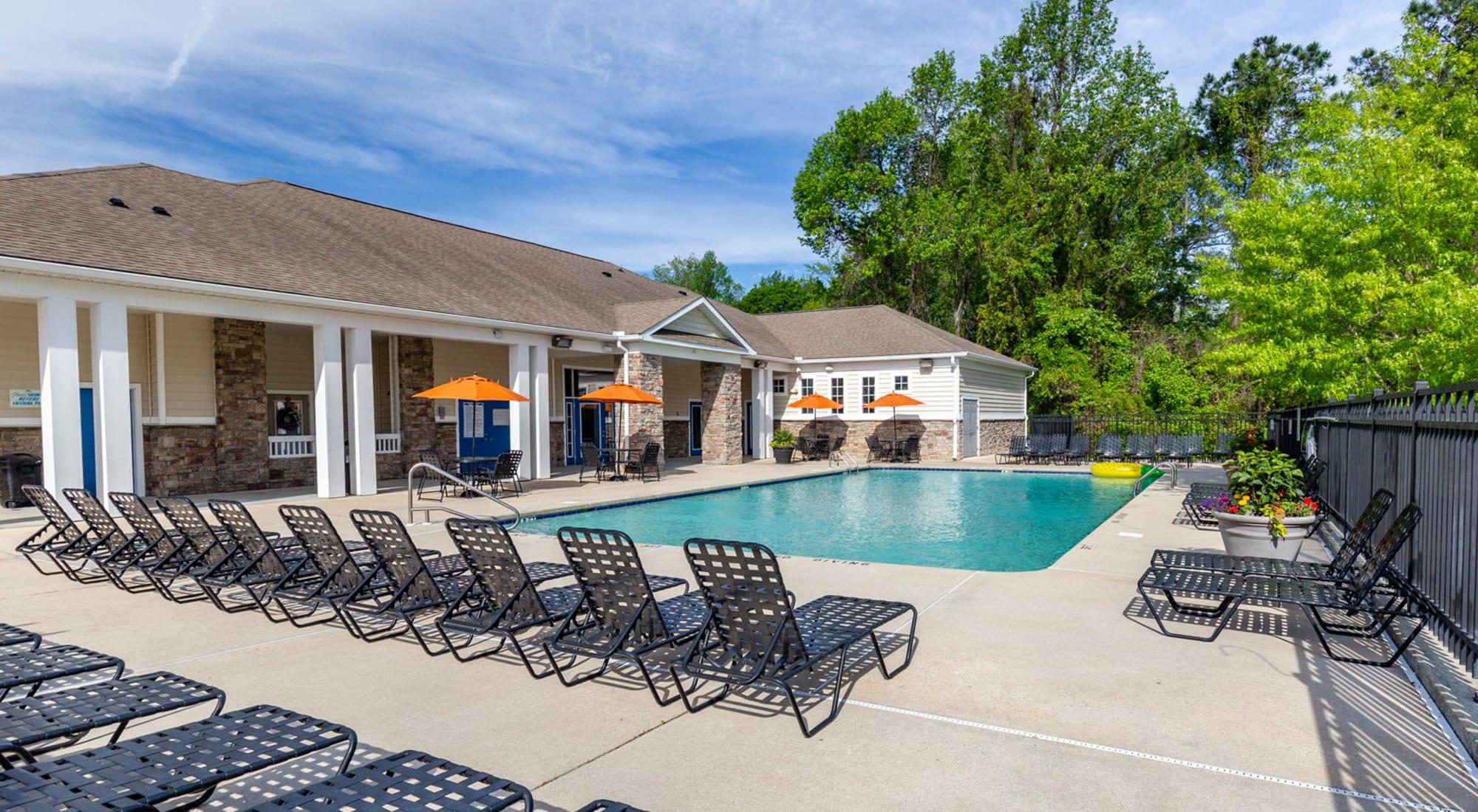 Apartments at Sunchase Apartments in Greenville, North Carolina
