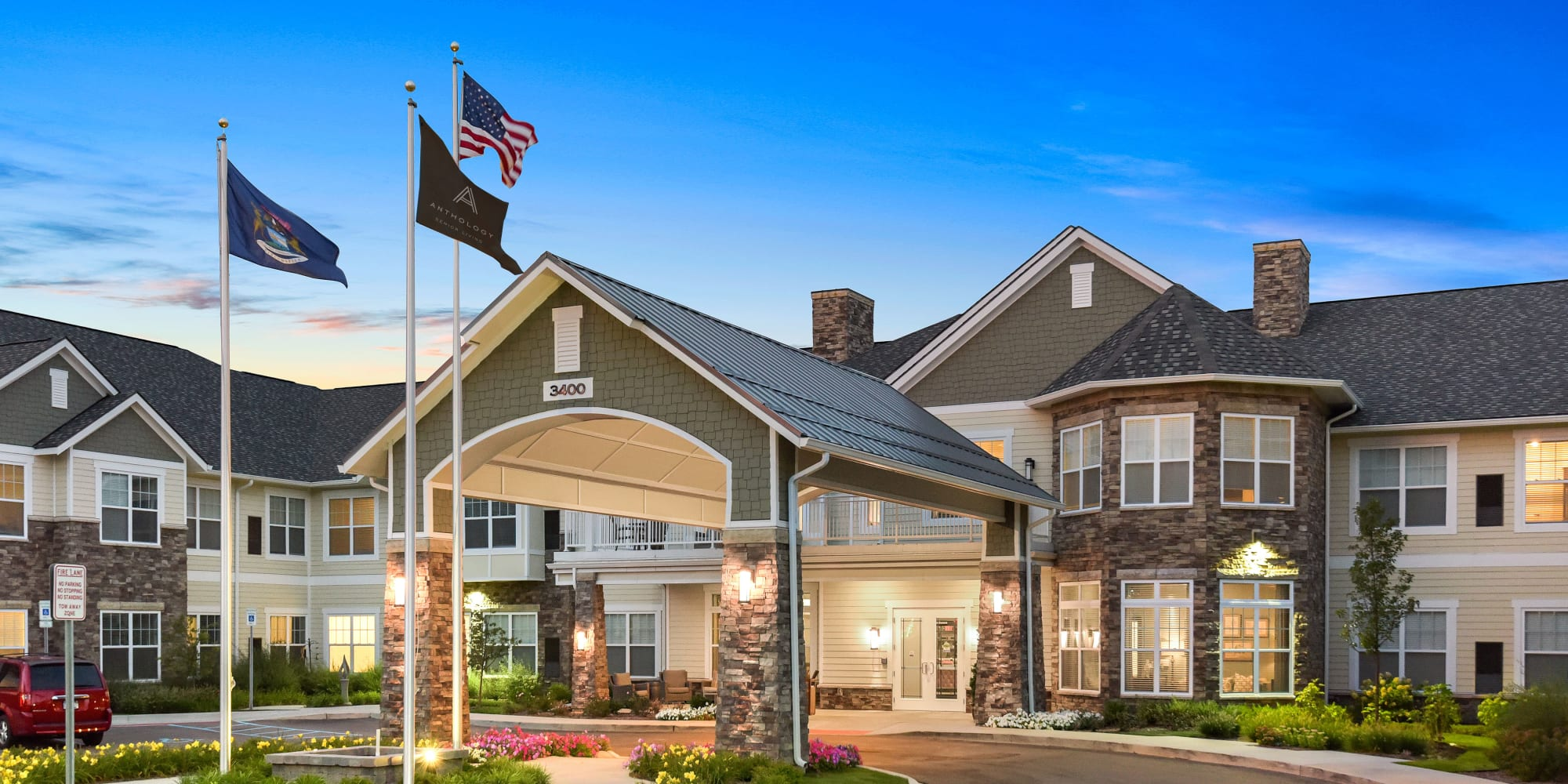 Senior living at Anthology of Troy in Troy, Michigan