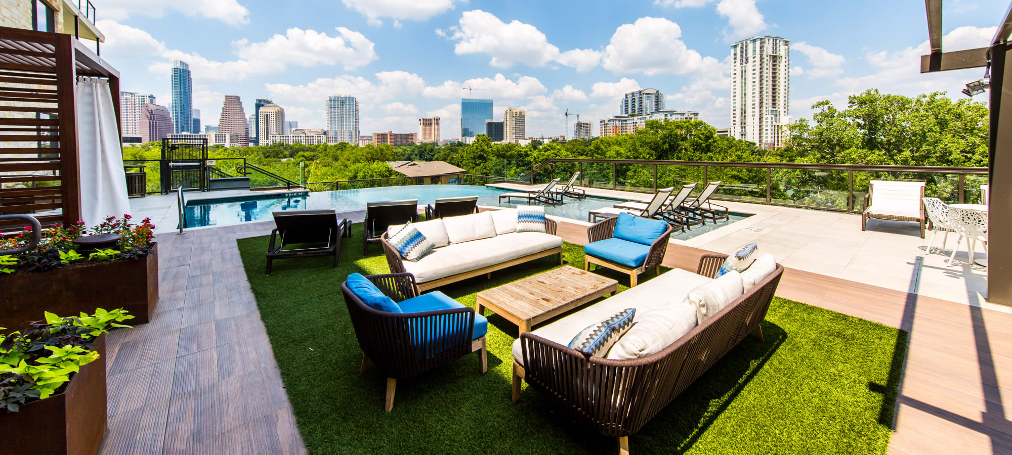 Apartments at Water Marq in Austin, Texas