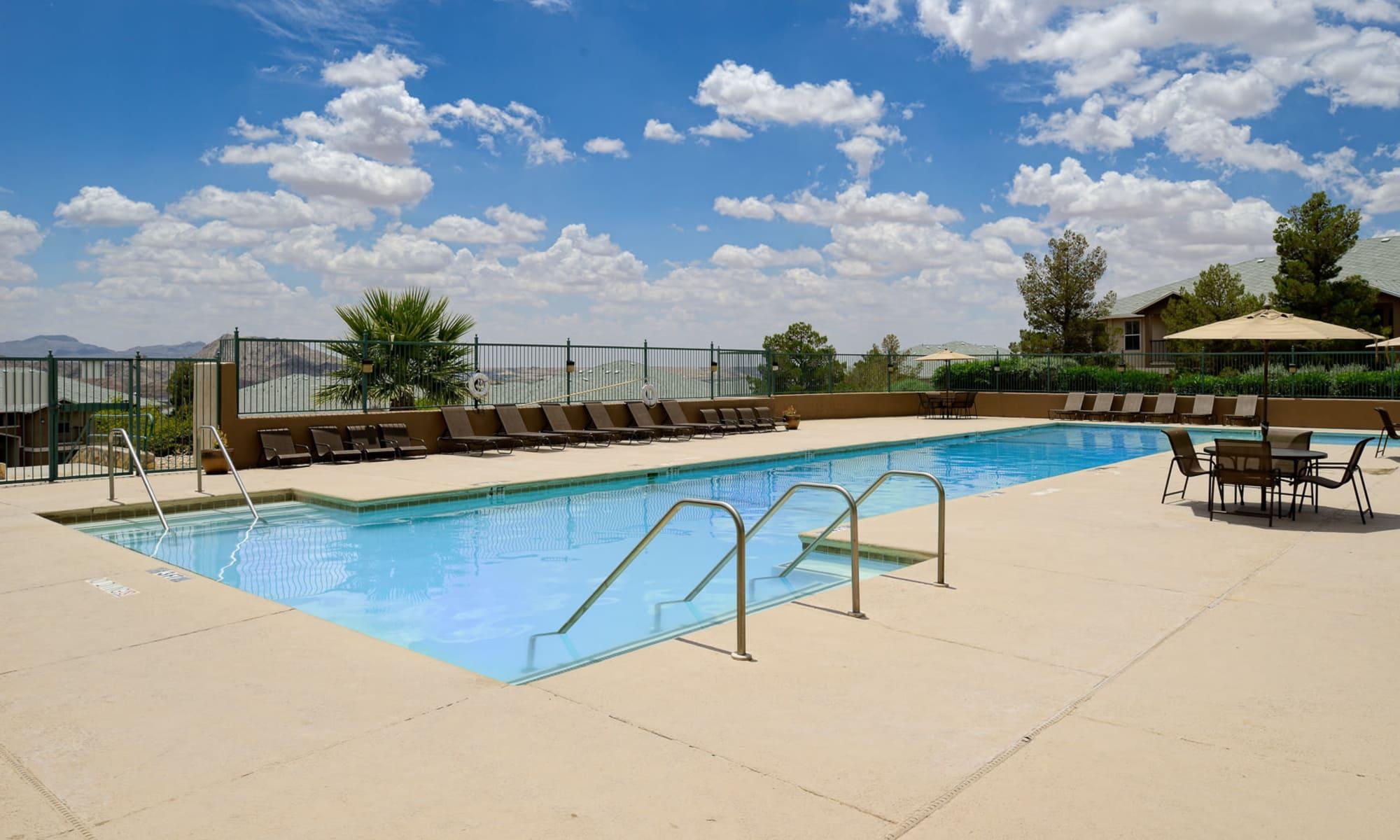 West El Paso Tx Apartments Acacia Park Apartments