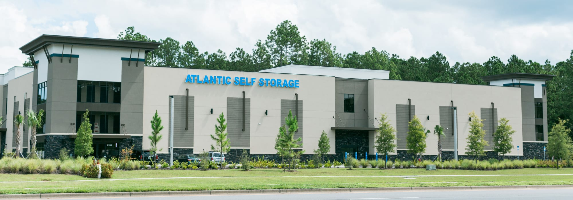 Self storage in Saint Johns FL