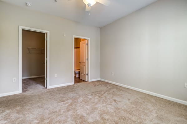 Large room interior at Ansley Commons Apartment Homes in Ladson, South Carolina