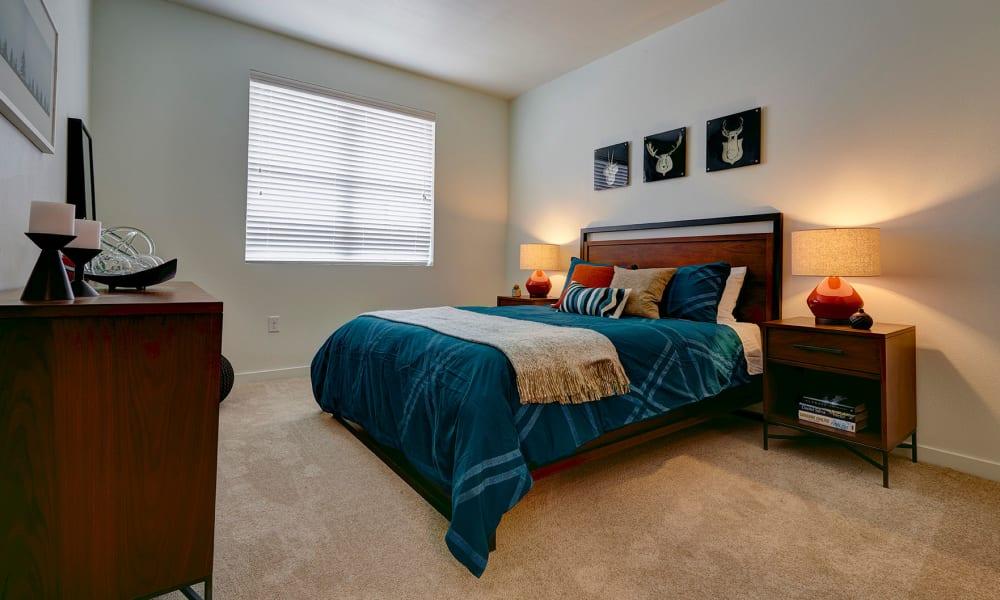 Bedroom at The Brodie