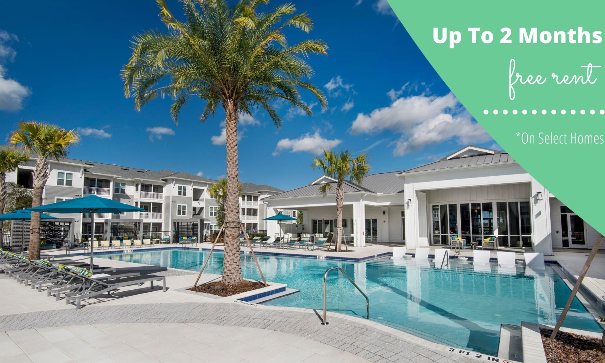 Apartments at The Elysian in St Johns, Florida