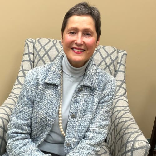 Catherine Blansfield, Director of Health and Wellness of Keystone Place at Wooster Heights in Danbury, Connecticut