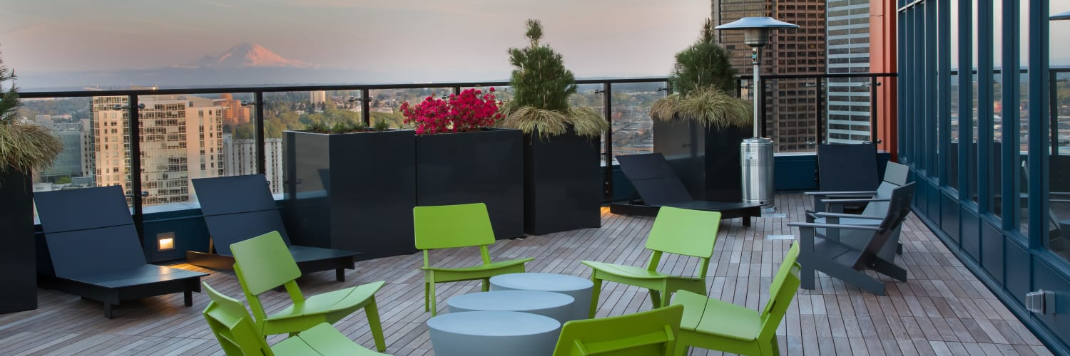 Schedule a tour at Cielo in Seattle, Washington