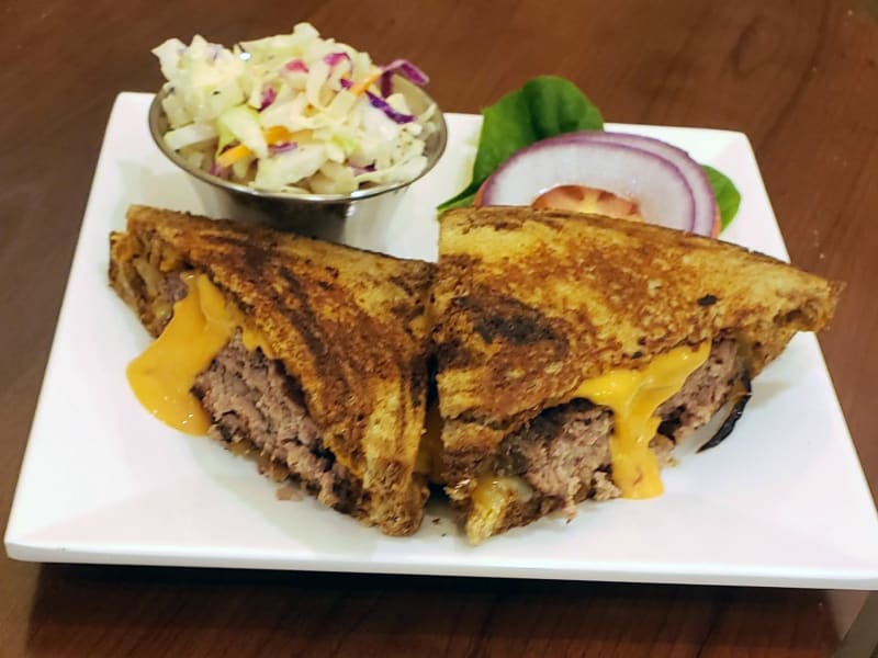 Patty Melt at The Pointe at Summit Hills in Bakersfield, California