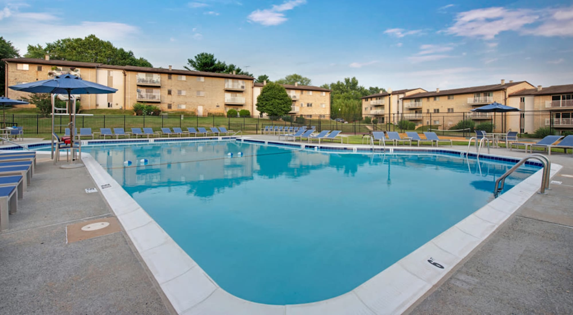 Amenities at Country Village Apartments in Bel Air, Maryland