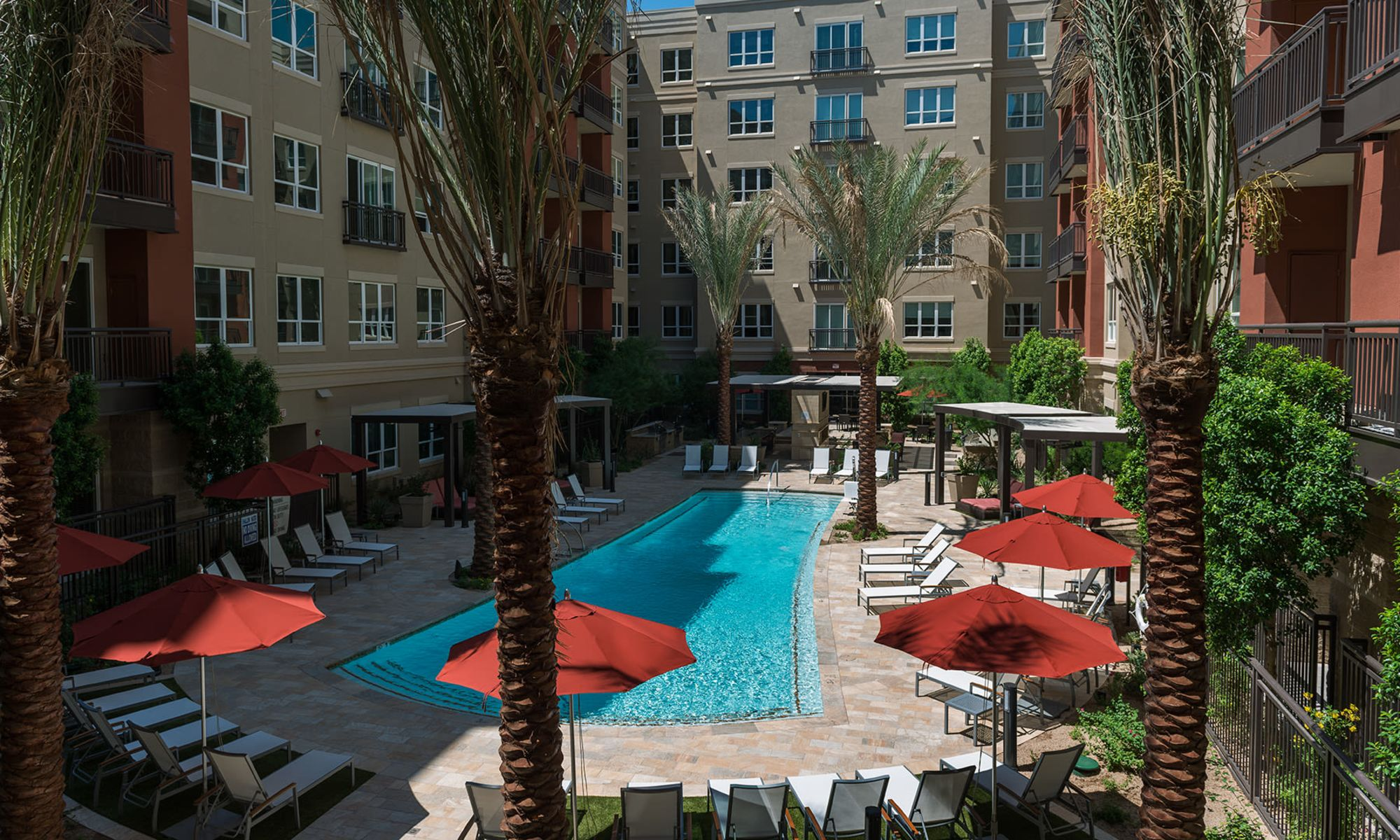 Apartments For Rent In Downtown Tempe, AZ