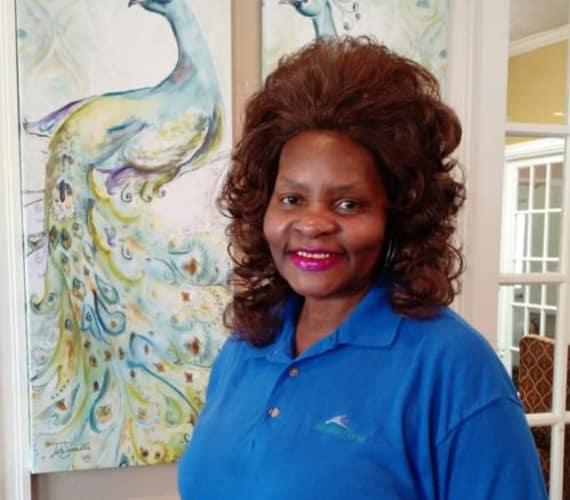 Catherine Jackson, Resident Care Associate at Savannah Court of Minden in Minden, LA