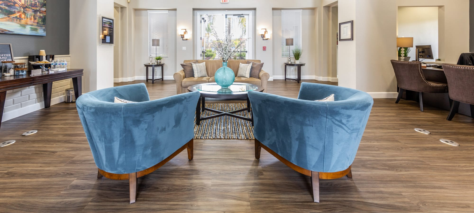 Amenities at The Fairmont at Willow Creek in Folsom, California