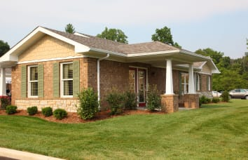 Link to Park Terrace Health Campus's The Villages at Historic Silvercrest location