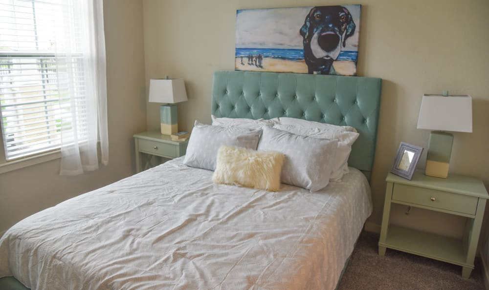 Master bedroom at Springs at Port Charlotte in Port Charlotte