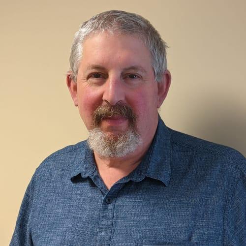 Eddie White, Senior Living Counselor of Keystone Commons in Ludlow, Massachusetts