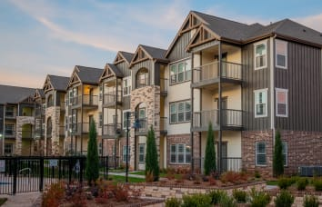 Cedar Ridge Apartment Homes managed by Case & Associates