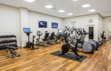 Touchmark in the West Hills Health & Fitness Club