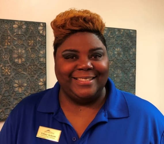 Tiffany Jackson, Food and Beverage Coordinator at Savannah Court of Camilla in Camilla, GA