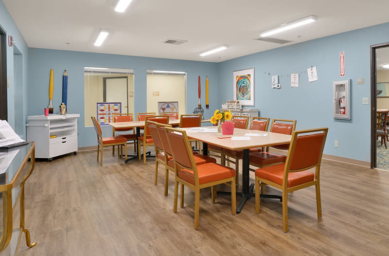 MBKonnection at the senior living community in Mountlake Terrace