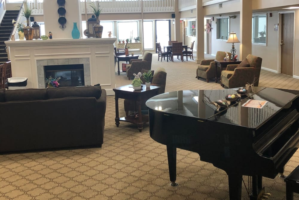 Join us for piano at The Heritage at Northern Hills in Sioux City