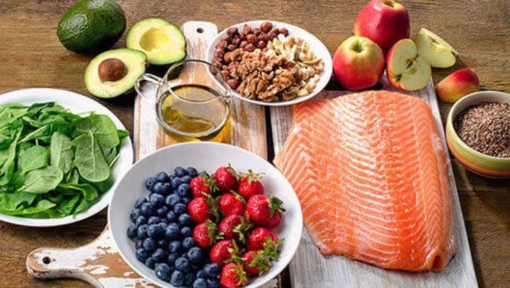 Nutrient Rich Food