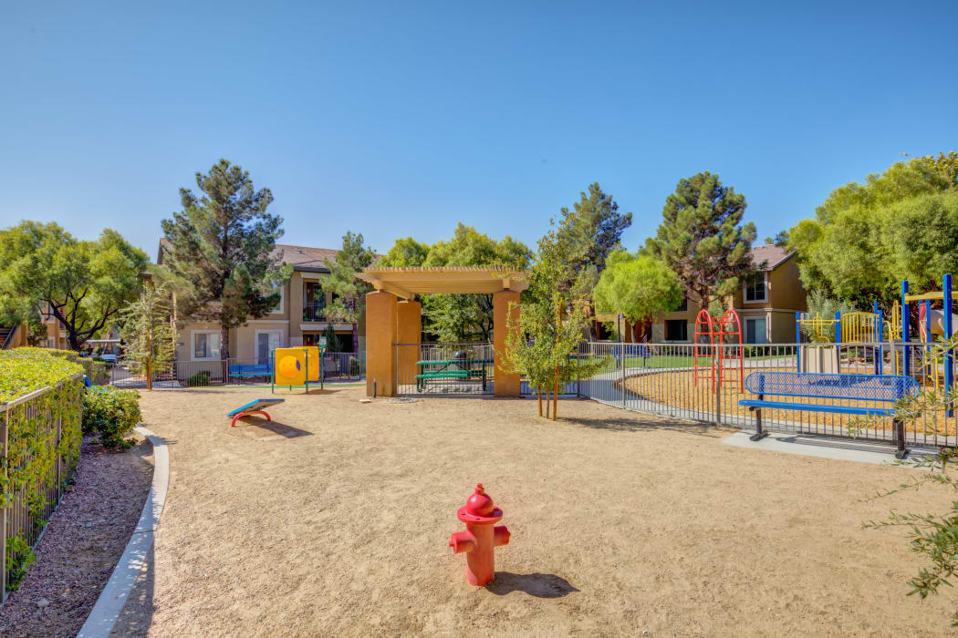 Dog Park at  Alicante Apartments