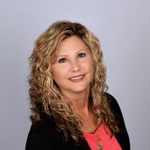 Sue McCracken, the Executive Director at Inspired Living at Royal Palm Beach in Royal Palm Beach, Florida