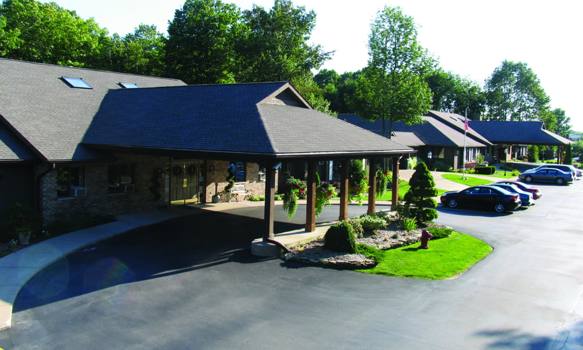 Premier assisted living care at Lakeshore Woods, A Randall Residence, in Fort Gratiot, MI