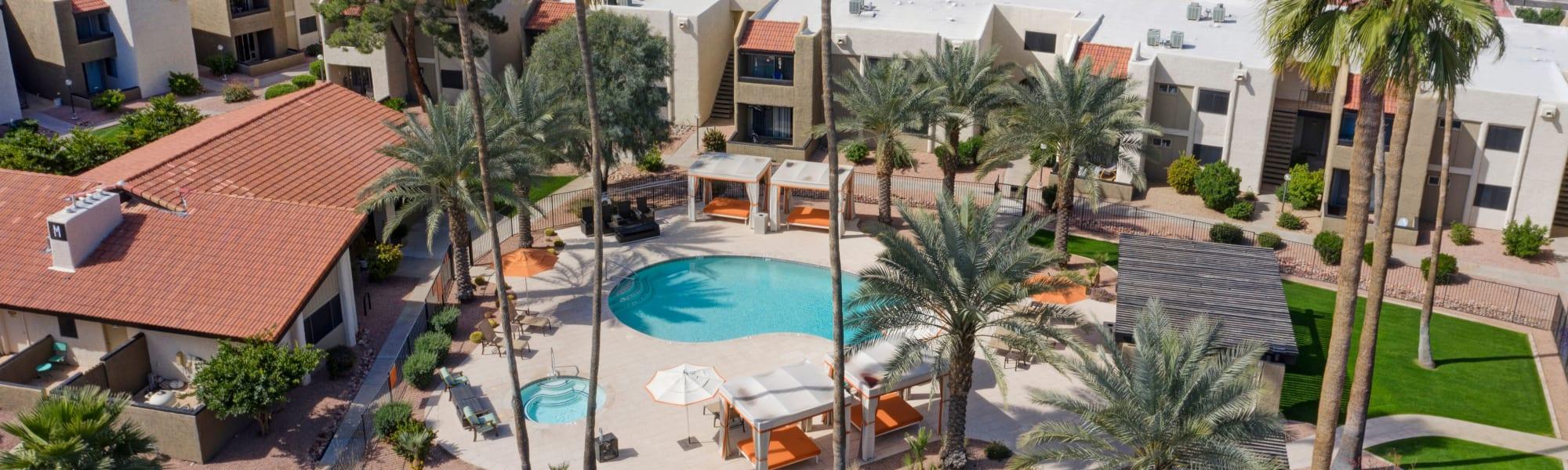 Neighborhood near Avia McCormick Ranch Apartments in Scottsdale, Arizona