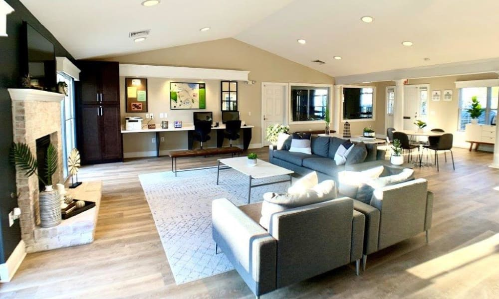 Clubhouse at Villas at Greenview West in Great Mills, Maryland