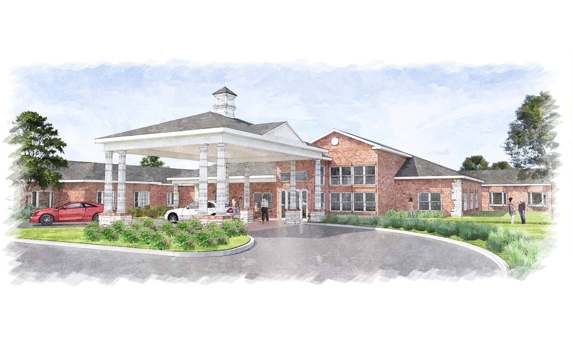Senior living at Grand Plains in Pratt, Kansas