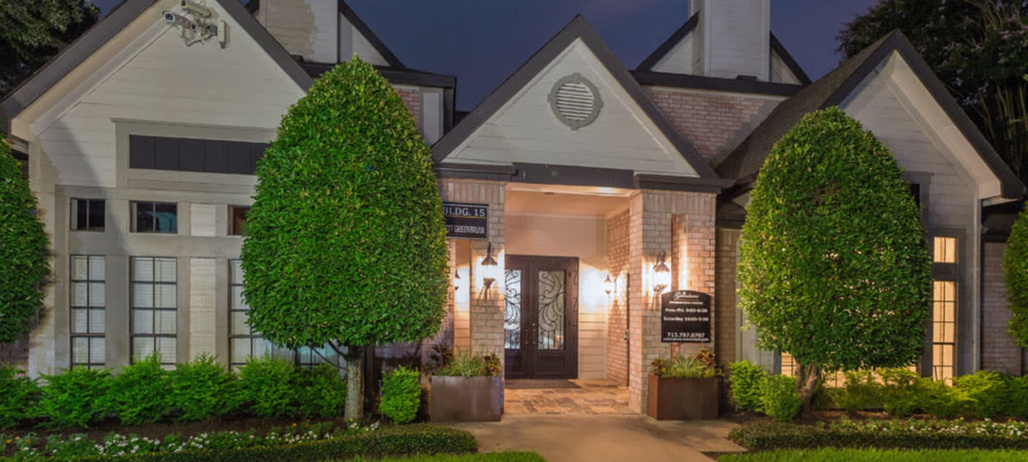 Apartments in Houston, Texas at Greenbriar Park