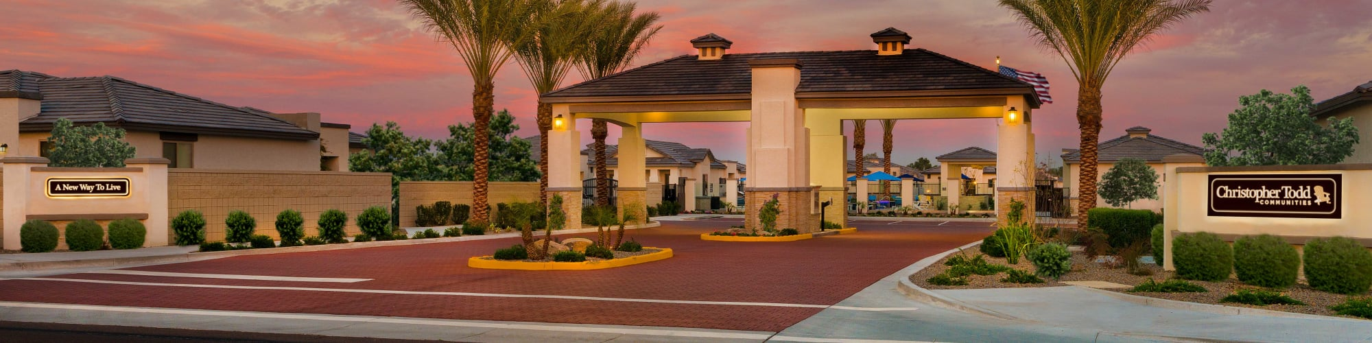 About us at Christopher Todd Communities in Goodyear, Arizona