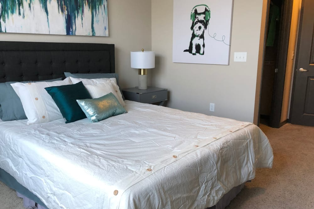 Bedroom at Springs at Sun Prairie