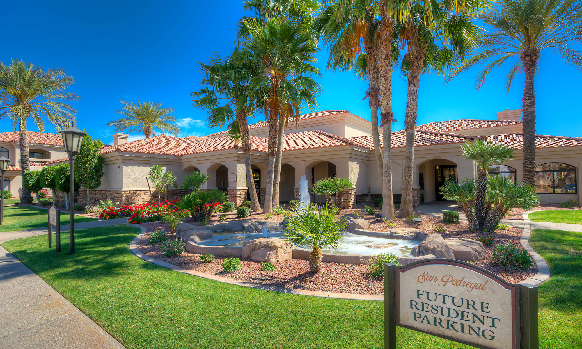 Apartments at San Pedregal in Phoenix, Arizona