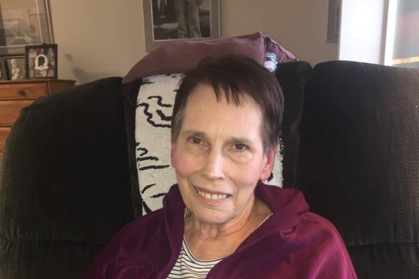 Gayle Wilder at Julian Estates Gracious Retirement Living in Puyallup, Washington