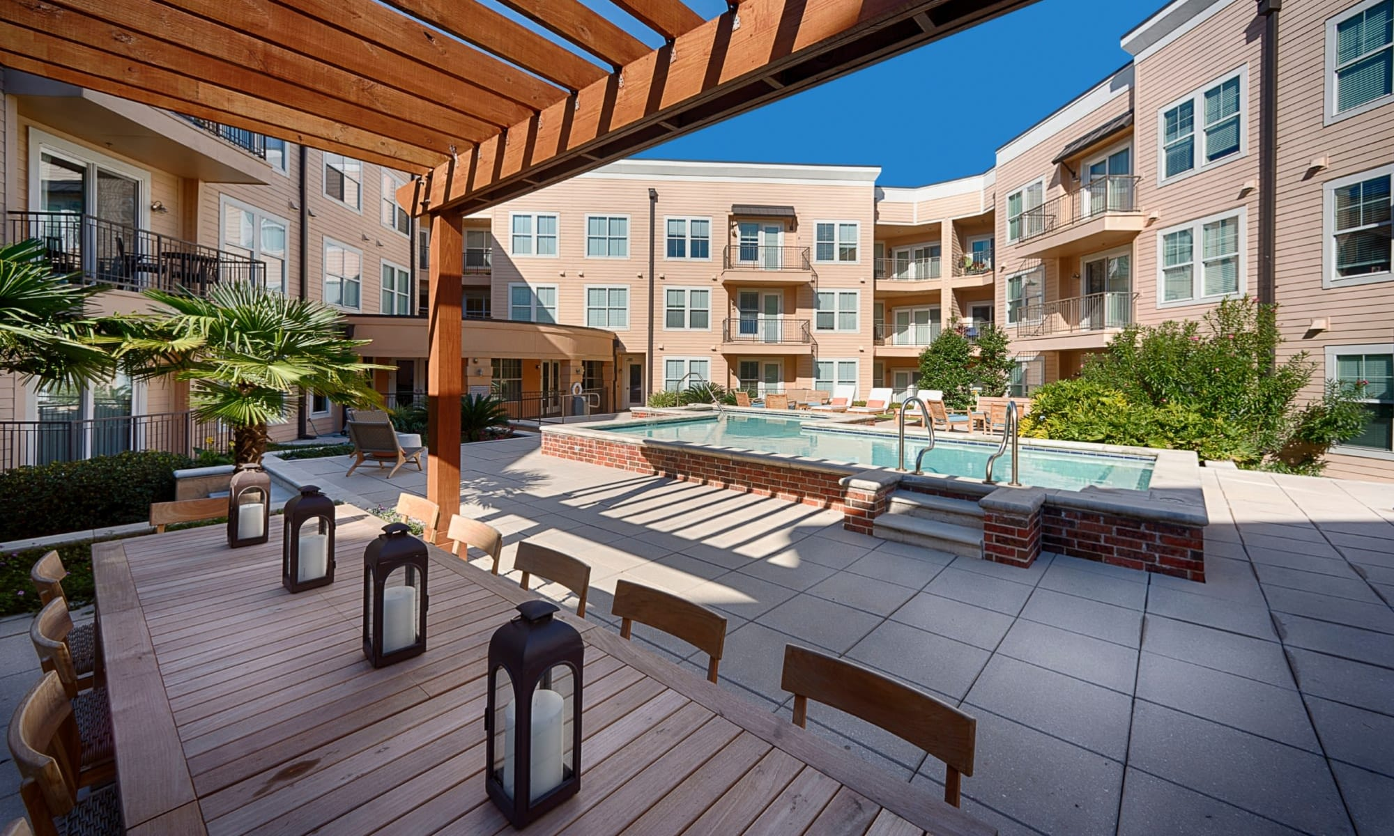 Apartments at The Preserve in New Orleans, Louisiana