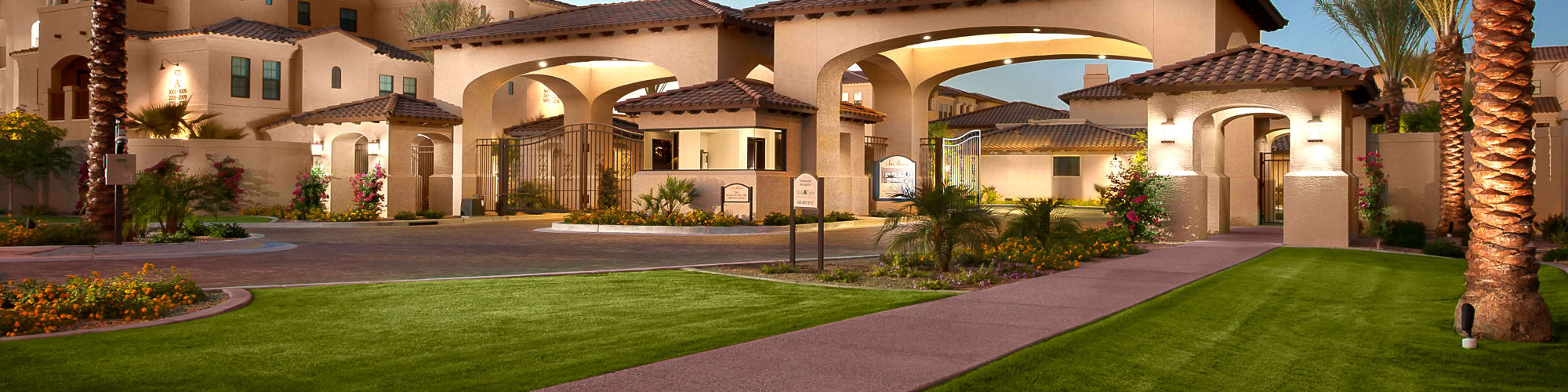 Virtual tour of San Marquis in Tempe, Arizona