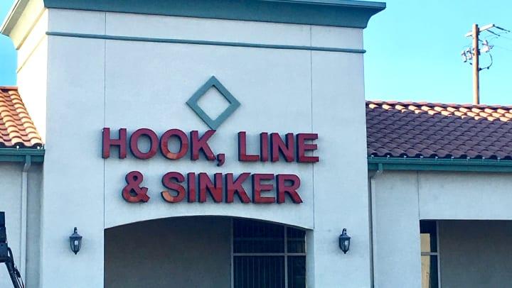 Hook, Line, and Sinker Oakley CA