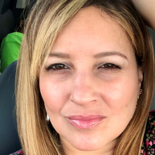 Lisbetty Quiroz-Doghudje, Director of Health and Wellness of Keystone Place at Wooster Heights in Danbury, Connecticut