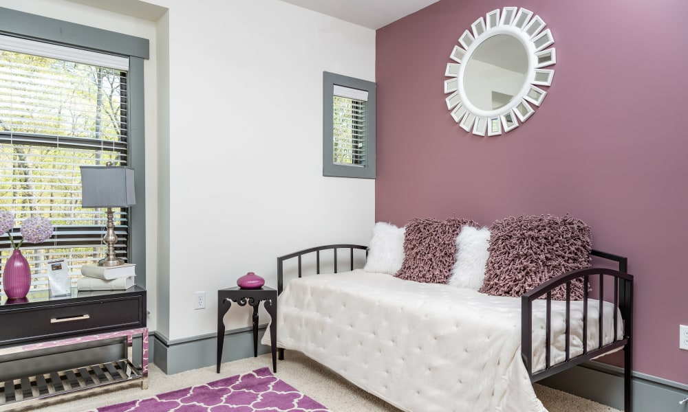 Spacious bedroom at Chapel Hill North in Chapel Hill
