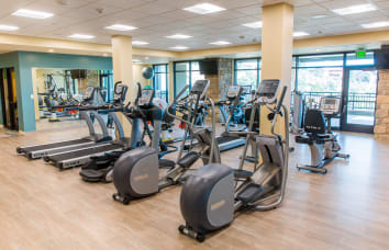Touchmark at The Ranch Health & Fitness Club