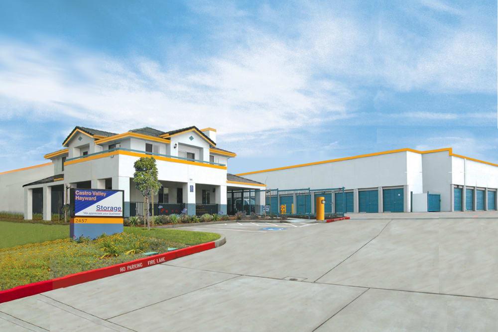 Hayward Storage LLC in Hayward, California