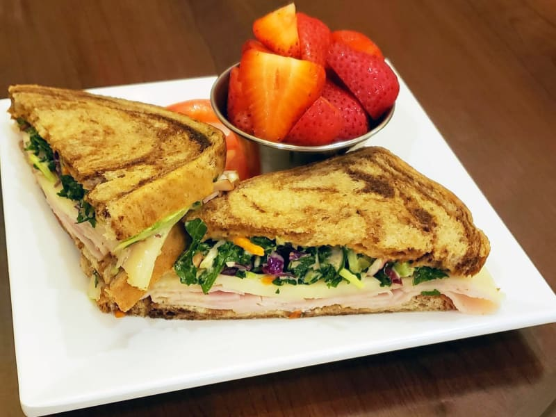 Turkey Reuben at Pear Valley Senior Living