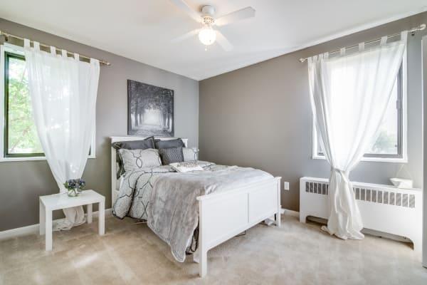 Large bedrooms at Meadowbrook Run