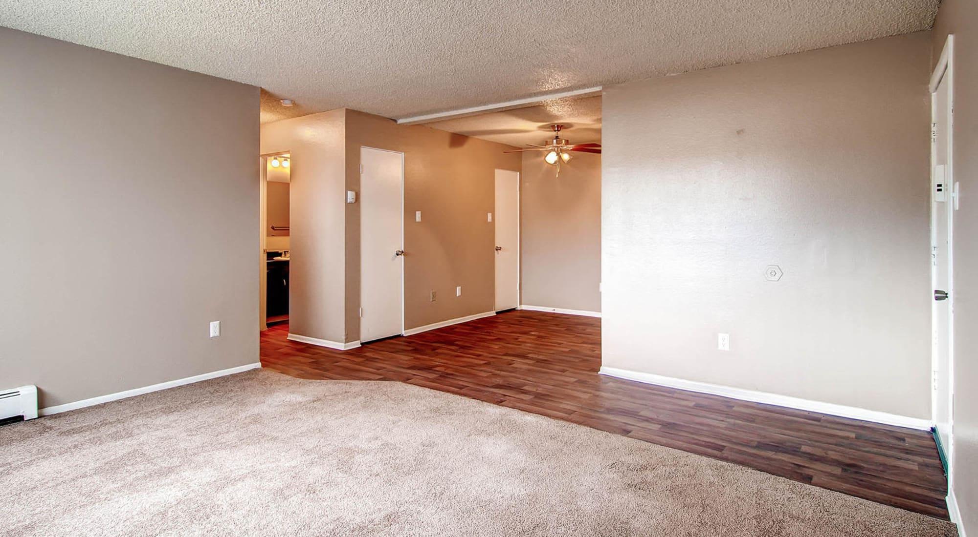 Floor plans at Arvada Green Apartment Homes in Arvada, Colorado