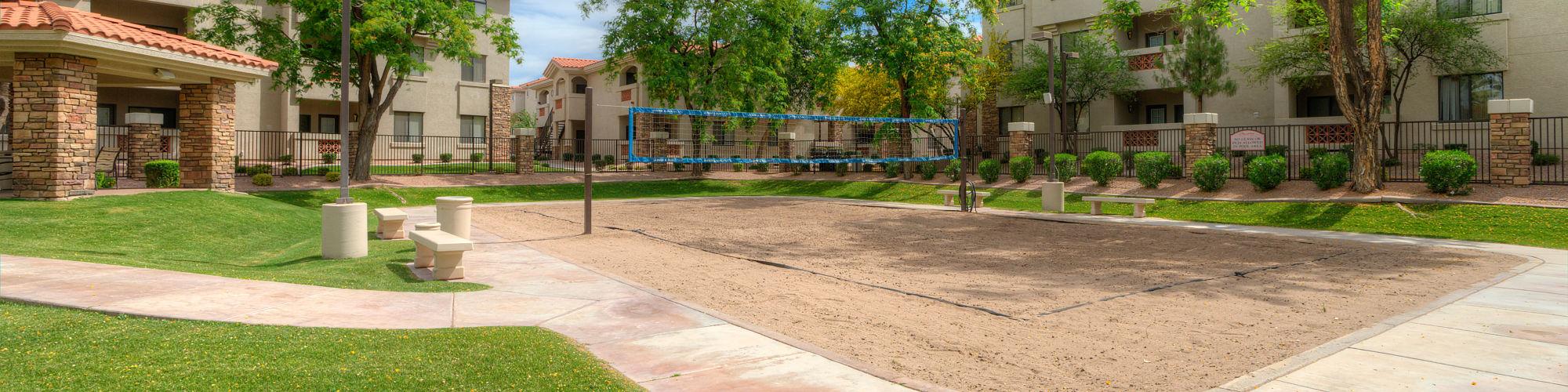 Amenities at San Marbeya in Tempe, Arizona